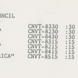 Advertising Council Vote '88
