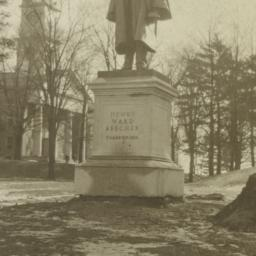 H. W. Beecher Statue, Amher...