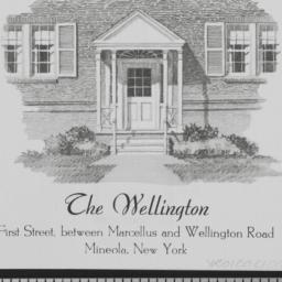 The     Wellington, First S...