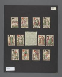 Playing cards from the French Revolution, Type II, 2nd ed