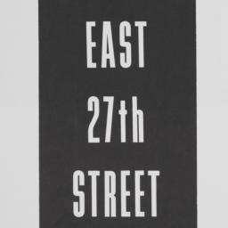 160 East 27th Street