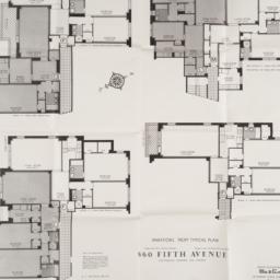 860 Fifth Avenue, Variation...