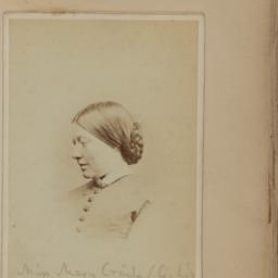 Miss Mary Craik