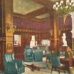 """""""The Lounge"""", 28th St. Entr..."""