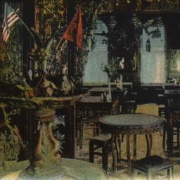 Interior of Chinese Tuxedo,...