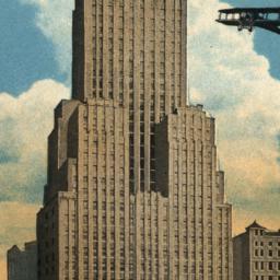 Barclay Vesey Bldg., New Yo...