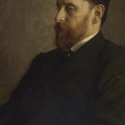 Portrait of Joseph Pulitzer...