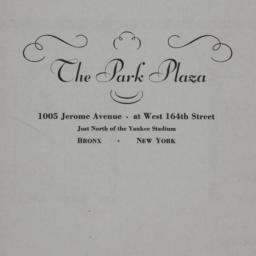 The     Park Plaza, 1005 Je...
