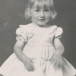 Darlene Teal, Age 2 Years