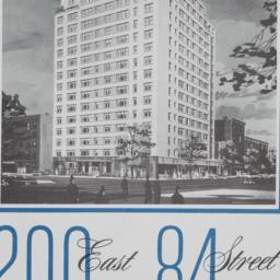 200 E. 84 Street