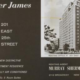 The     Peter James, 201 E....