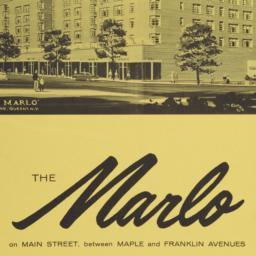 The     Marlo, Main Street ...