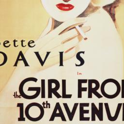 Bette Davis is The girl fro...