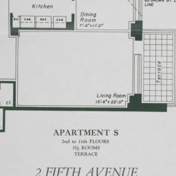 2 Fifth Avenue, Apartment S