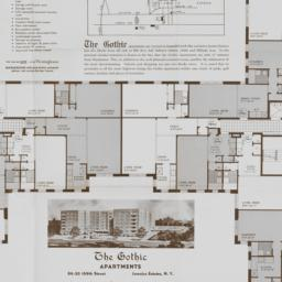 Gothic Apartments, 84-50 16...