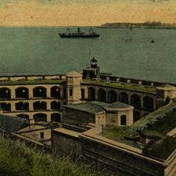 Fort Wadsworth, Staten Isla...
