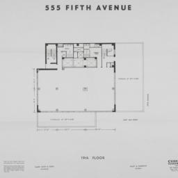 555 Fifth Avenue, 19th Floor