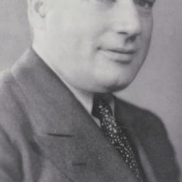 Sol Hurok Portrait