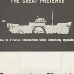 The     Great Pretense