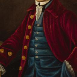 Portrait of George Ogilvie ...