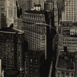 Wall Street, N.Y.C., Showin...