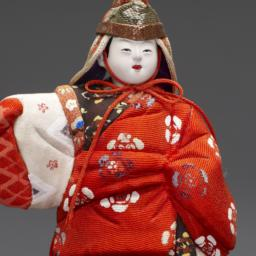 Figurine In Imperial Dress