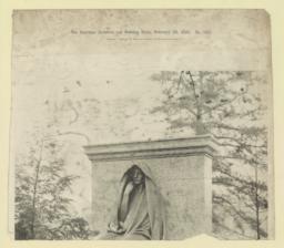 [Adams memorial, Rockcreek Cemetery, Washington, D. C.]