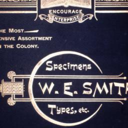 Specimens of Types