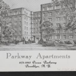 Parkway Apartments, 1171-11...