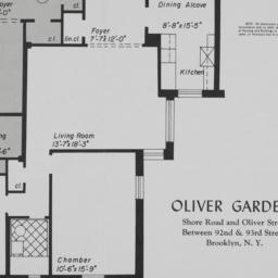 Oliver Gardens, Shore Road ...