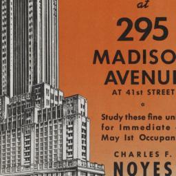 295 Madison Avenue