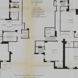 1120 Park Avenue, Plan Of A...