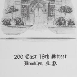 200 East 18th Street