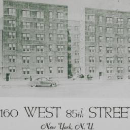 160 West 85th Street