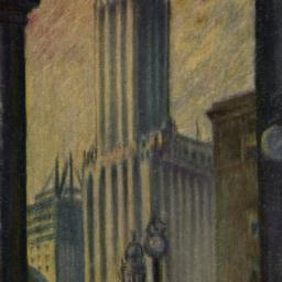 The     Woolworth Building,...