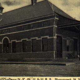 Depot N.Y.., N.H. & H.R.R.,...