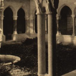 Trie Cloister General View