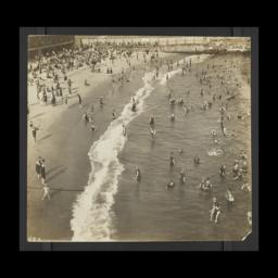 Photographs from the Frederick Fried Coney Island collection