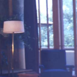 Taliesin / Living room and ...