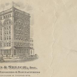 Wood & Selick, Inc. envelope