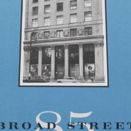 85 Broad Street