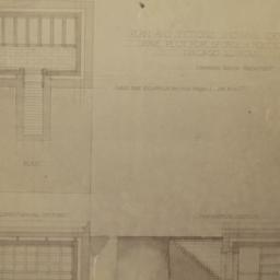 Plan and Sections Showing C...