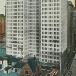 Adams Express Building, New...