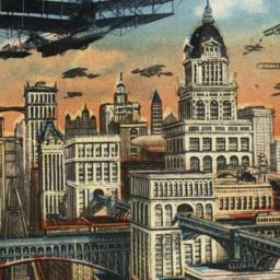 "Future New York ""The City o..."