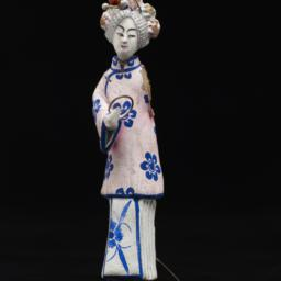 Female Peking Opera Figurin...