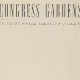 Congress Gardens, 200 Congr...