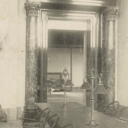 Doorway in Bates Hall: Publ...