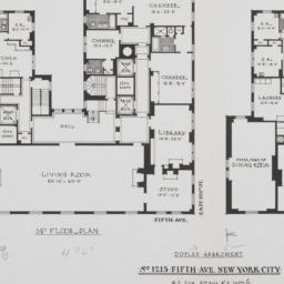 1215 Fifth Avenue, Duplex A...