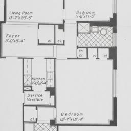 Gracie Square Apartments, 2...