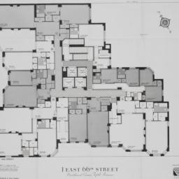1 E. 66 Street, Plan Of 2nd...